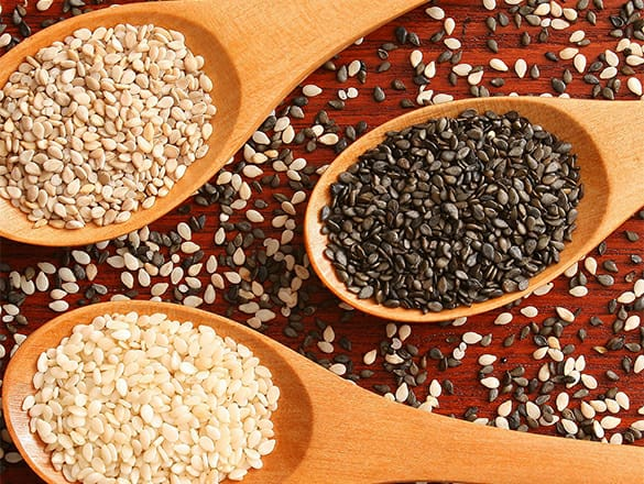 Incredible Benefits of Sesame Seeds.
