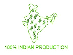 100% Indian produce